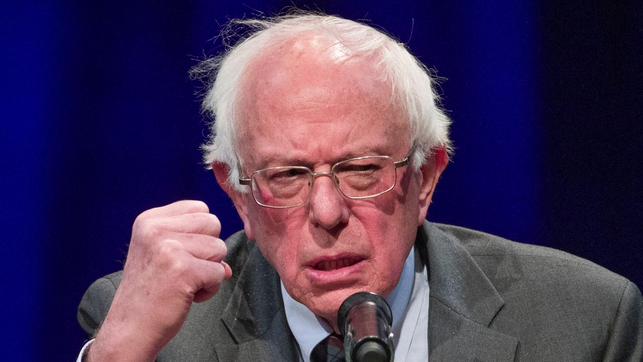 Epic battle for the left taking shape in 2020, as Bernie Sanders forced to share spotlight | Fox News