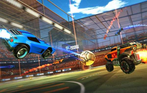 The PC variation of Rocket League will admission at the Epic Amateur