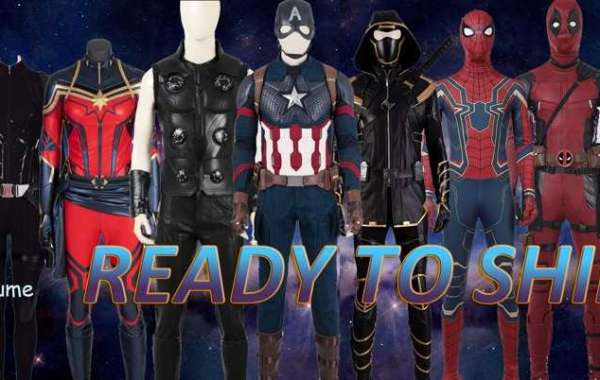 Deadpool Cosplay Costumes Guide