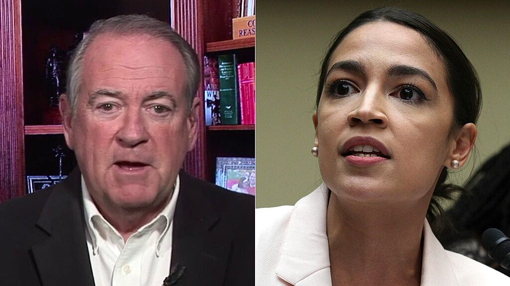 Huckabee hits back at AOC's 'astonishing' take on rising NYC crime: 'Absurdity' must be called out | Fox News
