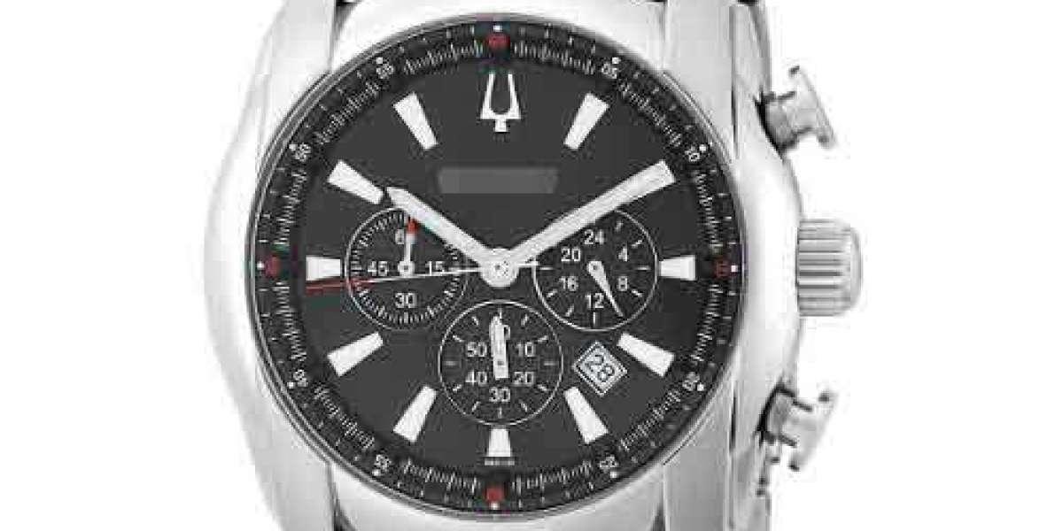 Customize Unique Inexpensive Black Watch Dial