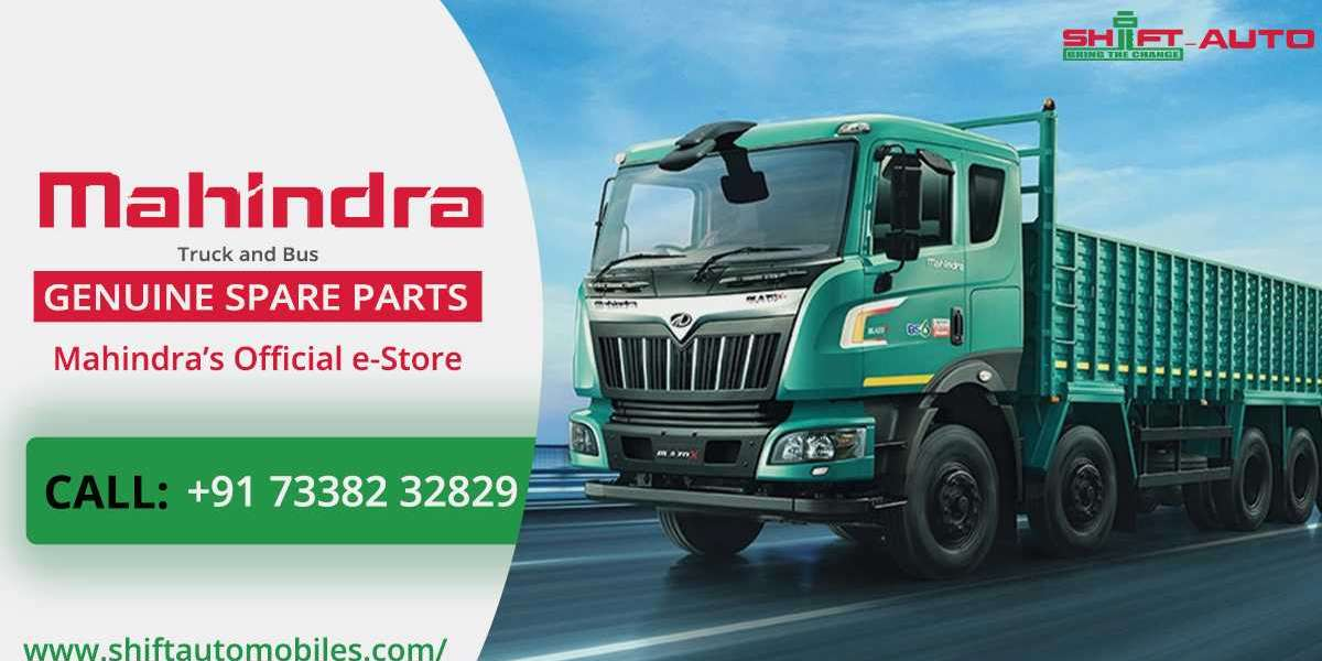 Importance Of Mahindra Spare Parts For Mahindra Vehicle