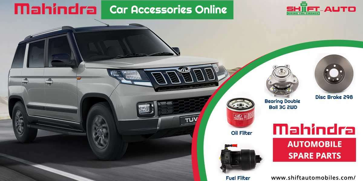 Top Genuine Mahindra Spare Parts Dealers In Bangalore