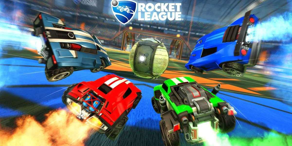 Rocket League is one of the maximum popular loose to play video games