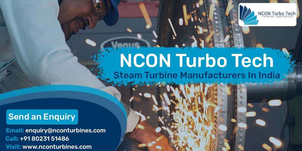 Steam Turbines Manufacturers And Suppliers In India